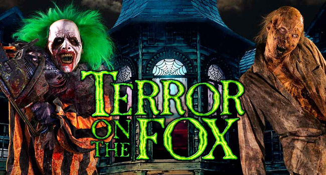 Terror on the Fox Green Bay haunted house
