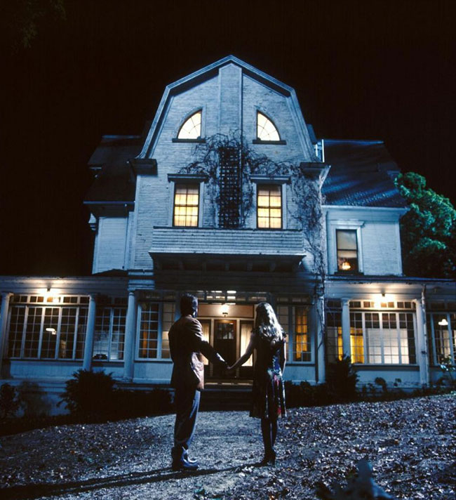 The Silver Lake, WI house used for the 2005 Amityville Horror remake