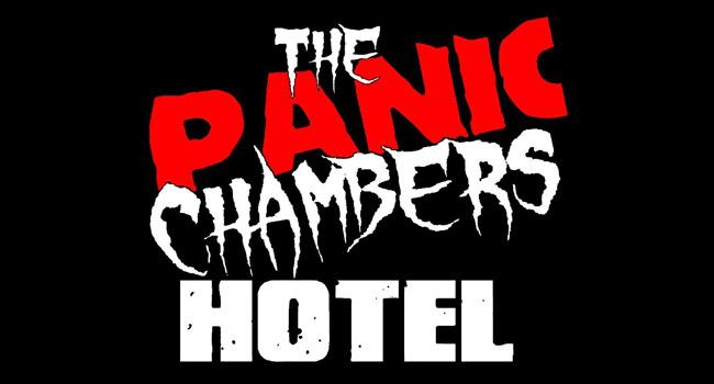 The Panic Chambers Hotel haunted house in Gresham