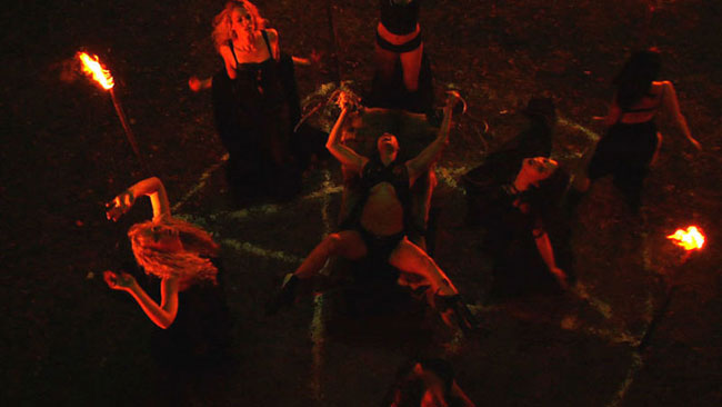 Witches' Night horror movie filmed in Wisconsin