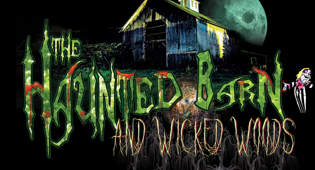 The Haunted Barn in Stoughton