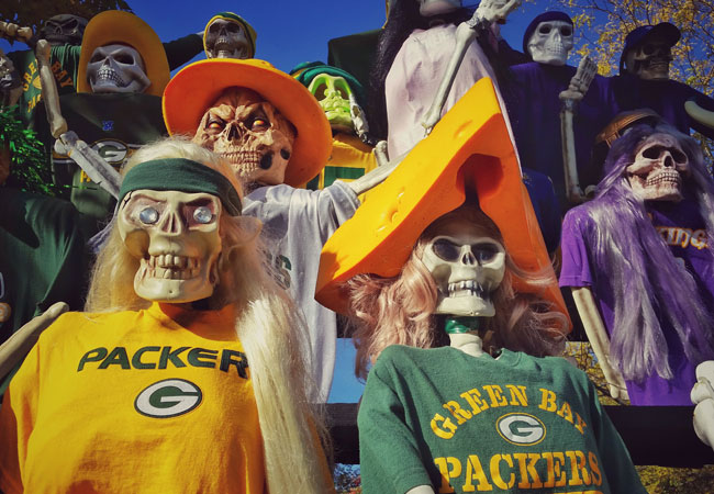 Another undead cheesehead