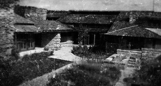 Haunted By Ghost Of Wrights Mistress >> Wisconsin S Most Haunted Frank Lloyd Wright S Taliesin Estate