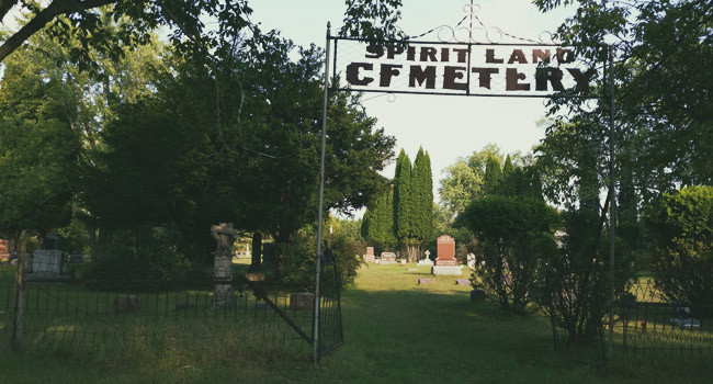 Spiritland Cemetery