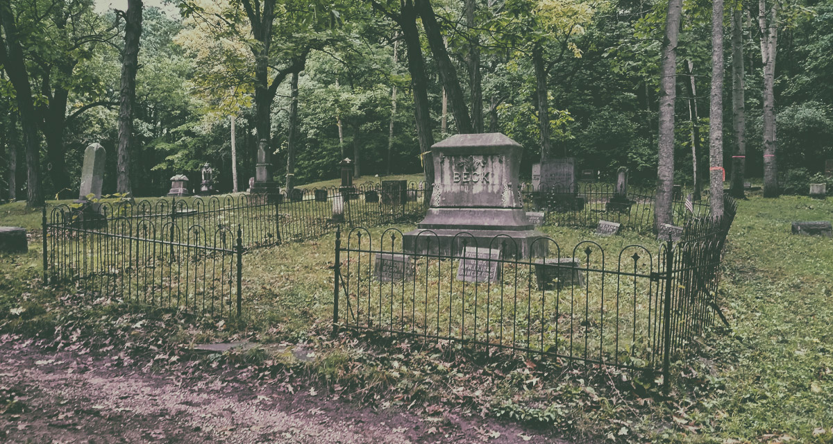 The Eerie Legends of These Wisconsin Cemeteries Will Haunt You